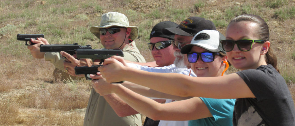 defensive pistol refresher - elephant mountain firearm training - masterson - colorado