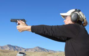 beginner gun class - elephant mountain - guy masterson - gj co - grand junction colorado