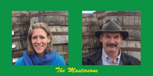 The Mastersons - Barrels