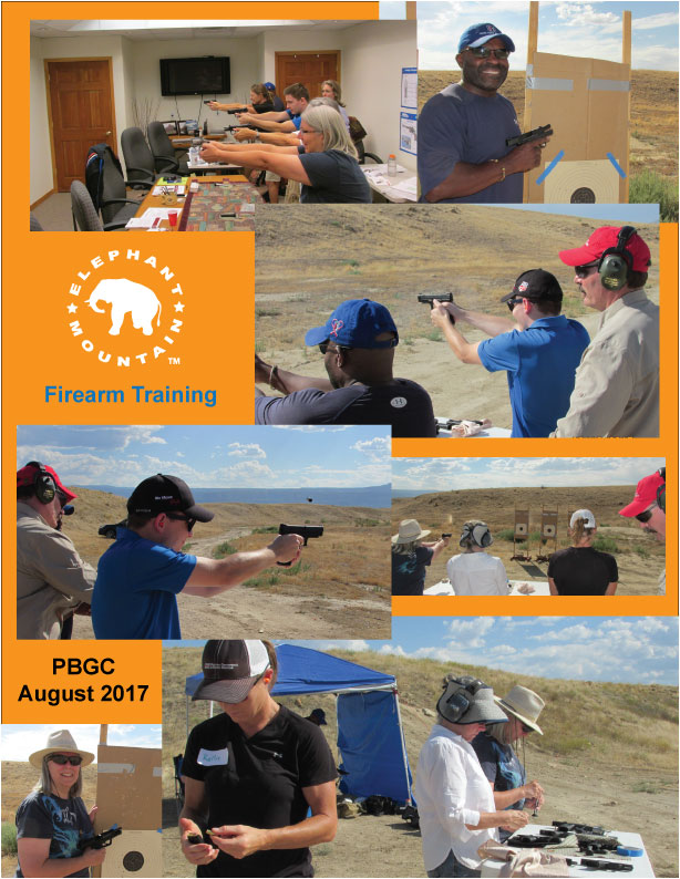 beginner gun course with Elephant Mountain heavenly firearm training grand junction colorado